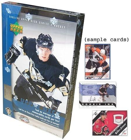 2005/06 Upper Deck Series 2 NHL Hockey HOBBY box by Upper Deck
