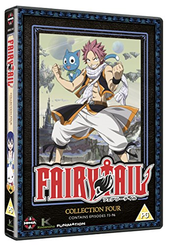Fairy Tail Collection Four (Epis...
