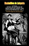VOL.II. 10th Edition. History and Anthology of French Song and Cabaret From 1730 to the Present Day. (English Edition)