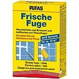 fugenweiss stift wasserfest zum weissen grauer fugen f r fliesen 2 st ck fugenstift. Black Bedroom Furniture Sets. Home Design Ideas