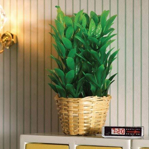 The Dolls House Emporium Buschige Pflanze im Korb