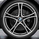 Original BMW Alufelge 3er F30-F31 Doppelspeiche 361 Glanzgedreht in 20