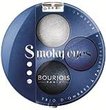 Bourjois Smoky Eyes Trio Eyeshadow No.15 Bleu Nuit