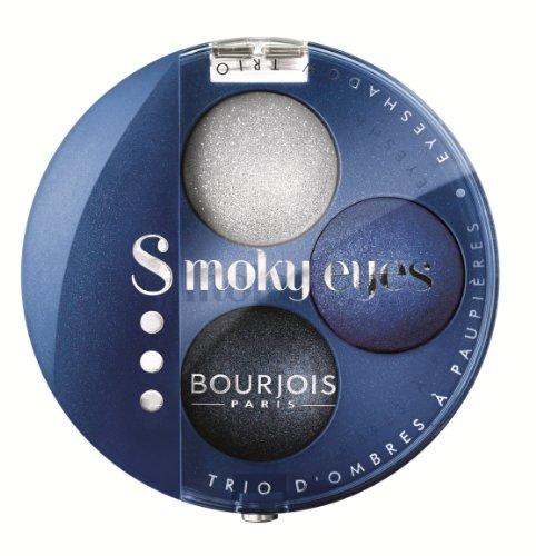 Bourjois Smoky Eyes Trio Ombres à Paupière 40 g