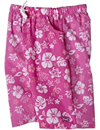Banz Swimming Shorts - Banz Floral Swimming Sho...