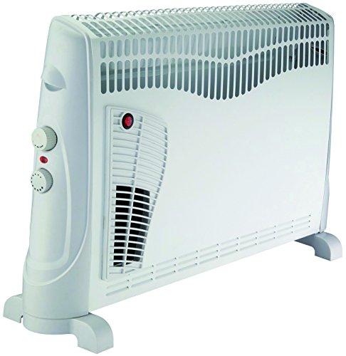 Drexon 743300 Convecteur mobile 2000 W avec turbo Blanc
