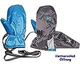 Thermo Handschuhe - mit langem Schaft + Klettverschluß -