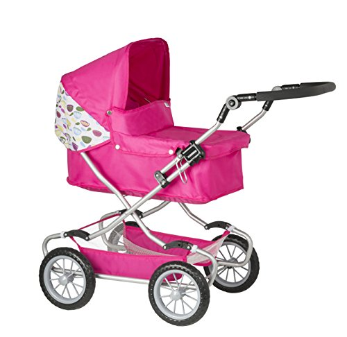 Mamas & Papas 1423394-CEL Rosa Puppen Kinderwagen, gebraucht kaufen  Wird an jeden Ort in Deutschland