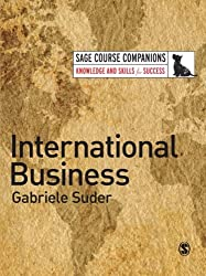 International Business (SAGE Course Companions series)