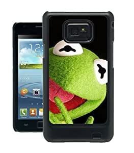 COVER FOR SAMSUNG S2 i9100 THE MUPPETS - KERMIT PHONE CASE & SCREEN PROTECTOR - BK-T59