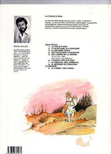 ARIA TOME 1 : LA FUGUE D'ARIA par Michel Weyland