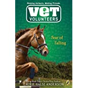 Fear of Falling (Vet Volunteers) by Laurie Halse Anderson (2009-08-06)