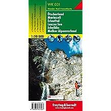 Freytag Berndt Wanderkarten, WK 031, Ötscherland - Mariazell - Erlauftal - Lunzer See - Scheibbs - Melker Alpenvorland - Maßstab 1:50 000