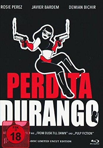 Perdita Durango - Mediabook/Uncut (+ DVD) (+ CD) [Blu-ray] [Limited Edition]