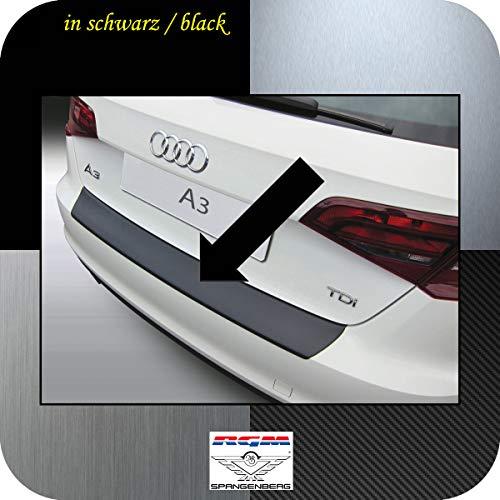 Richard Grant Mouldings Ltd. RGM - Protezione paraurti Originale per Audi A3 Sportback a 5 Porte (8VA/8V) a Partire dall'anno di Costruzione 06.2012, Anche per S3 e RS3 Modelli RBP760