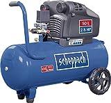 Scheppach Compressore HC54DC 50 l 10 Bar