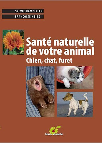 Sant naturelle de votre animal