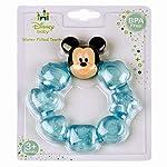 Disney Water Filled Teething Ring - Blue