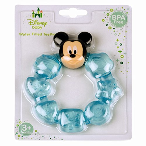 Disney Water Filled Teething Ring – Blue 51Blm6t LzL