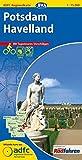 ADFC-Regionalkarte Potsdam Havelland mit Tagestouren-Vorschlägen, 1:75.000, reiß- und wetterfest, GPS-Tracks Download (ADFC-Regionalkarte 1:75000)