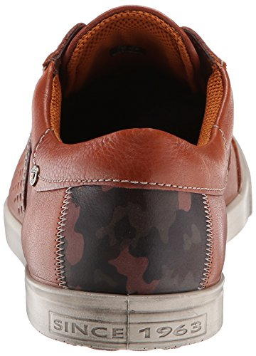 Ecco Collin, Chaussons Sneaker Homme 59135 COGNAC