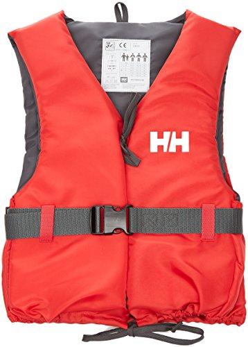 Helly Hansen Unisex Rettungsweste Sport II , Rot/Ebony , XS (Chest size 70-85)