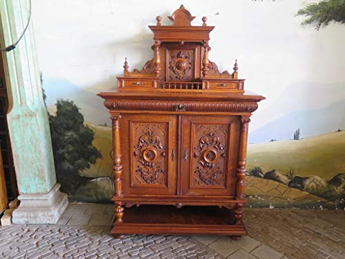 Nostalgiepalast A15636E Vertiko Gründerzeit 1880 Antik