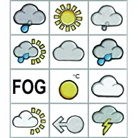Weather Magnets (WG2669)
