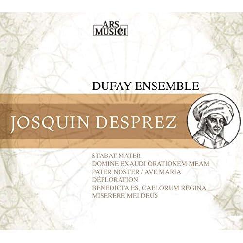 Josquin Des Prez: Dufay Ensemble