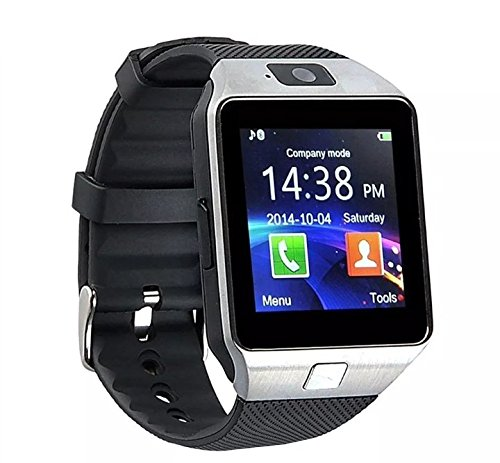 smart watch FAP Bluetooth Smart Watch Phone With Camera and Sim Card Support With Apps like Facebook and WhatsApp Touch Screen Multilanguage Android/IOS Mobile Phone Wrist Watch Phone with activity