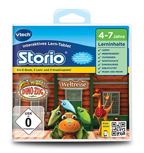 VTech 80-231004 - Lernspiel Dino Zug (Storio 2, Storio 3S)