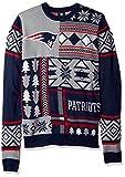 Klew Forever Collectibles Sweatshirt im Patchwork-Design, Pick Team Größe L New England Patriots