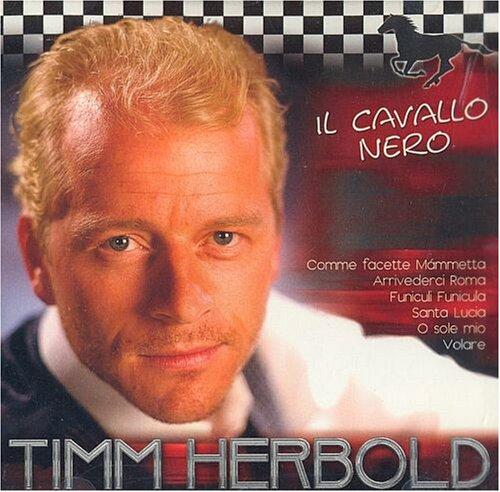 Timm Herbold - Il Cavallo Nero [Plattenlabel bebildert]