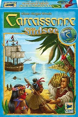 Hans im Glück 48236 Jeu de Famille Carcassonne - Mers du Sud