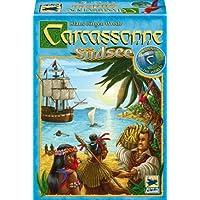 Schmidt-Spiele-48236-Hans-im-Glck-Carcassonne-Sdsee Schmidt Spiele 48236  Hans im Glück – Carcassonne, Südsee -