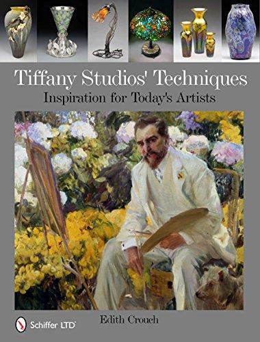 Tiffany Studios' Techniques