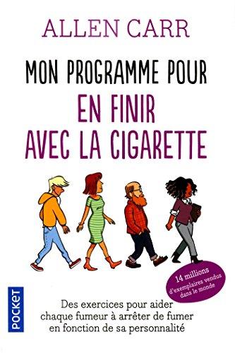 Mon programme pour en finir avec la cigarette par Allen CARR