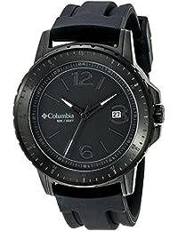 Columbia Ca025-001 - Reloj de aventura, color negro, talla M