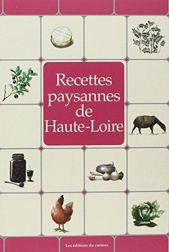 Recettes paysannes de Haute Loire