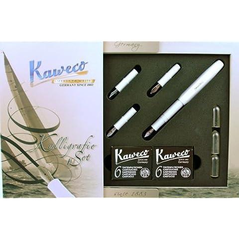 Kaweco Sport Classic Calligraphy Set white by Kaweco