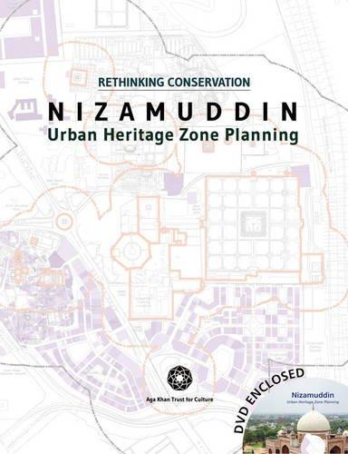 Nizamuddin: Urban Heritage Zone Planning -