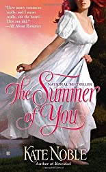 The Summer of You (Berkley Sensation) by Kate Noble (2011-03-01)