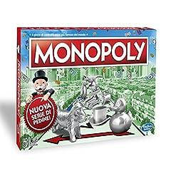 Idea Regalo - Hasbro Monopoly Versione 2017