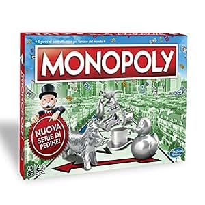 Hasbro - Monopoly [Versione 2017]