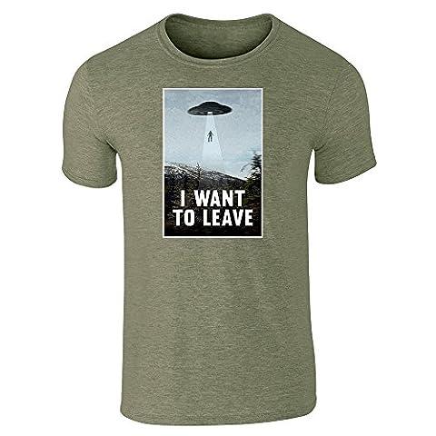 Pop Threads - T-shirt - Homme - vert - XX-Large