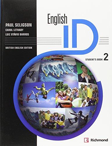ENGLISH ID BRITANICO 2  STUDENT'S BOOK - 9788466821902