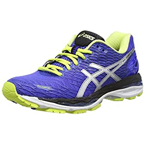51Bm0%2BkCbCL. SS300  - ASICS Women's Gel-Nimbus 18 Running Shoes