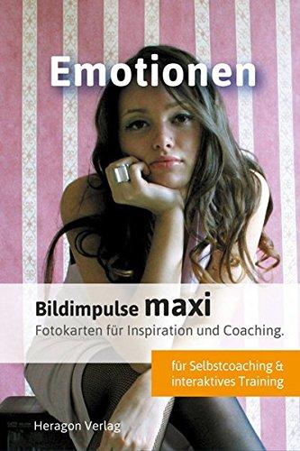 Bildimpulse maxi: Emotionen: Über 50 Fotokarten für Motivation und Coaching. Mit Anleitung