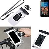 K-S-Trade® for Kazam Life R5 Bicycle Bracket Mobile Phone