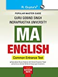#3: GGSIPU: MA English (CET) Exam Guide